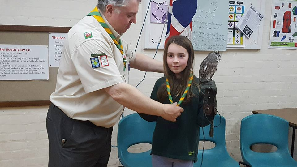 Owl Promise for Cub Scout – Wrexham Scouts